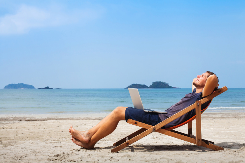 Vivir de negocios online
